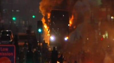 Police shooting sparks London riots