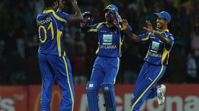 Sri Lanka dominate Twenty20 series