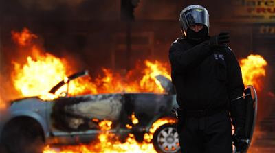 UK riots: London burns as anger erupts