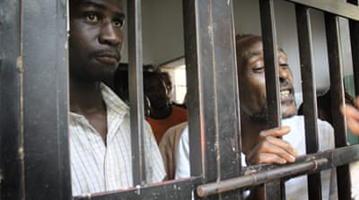 UN says prisoners being tortured in Libya