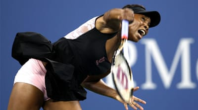 Illness forces Venus Williams out of US Open