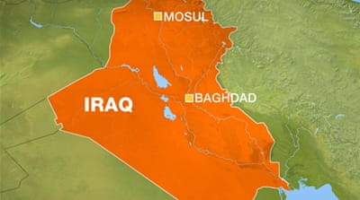 Deaths in Iraq shooting and suicide attacks