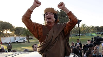 Gaddafi as orator: A life in quotes