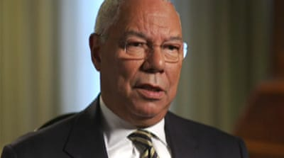 Colin Powell regrets Iraq war intelligence