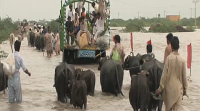Anger grows over Pakistan flood relief