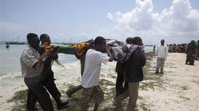 Hope fades for Zanzibar disaster survivors