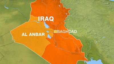 Top-ranking officers killed in Iraq ambush