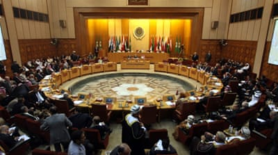 Arab states 'to back Palestine statehood bid'