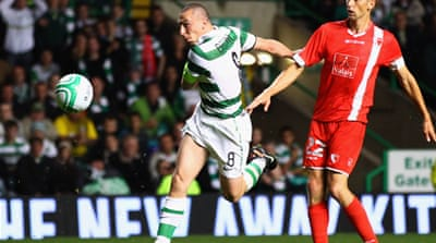 Celtic keep Europa spot as Sion lose appeal