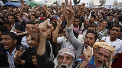 Saleh's offer sparks mass protests in Yemen