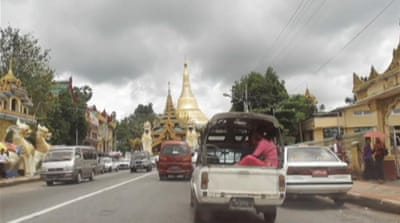 Upturn in tourists gives Myanmar locals hope