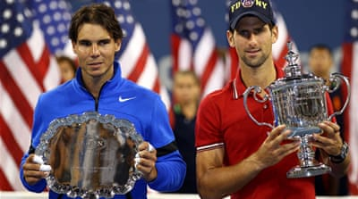 Nadal and Djokovic rally after U.S. Open