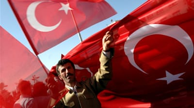 Is Turkey the best model for Arab democracy?
