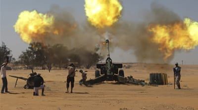 Libya fighting rages in Bani Walid and Sirte