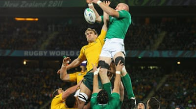 Ireland upset World Cup pecking order