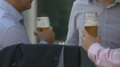 Concern over UK's 'booze culture'