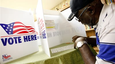 Vote suppression in the US revs up