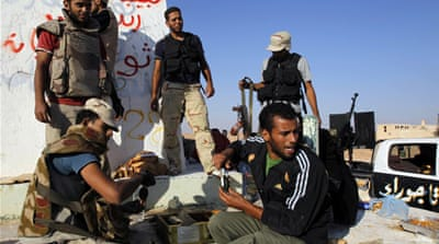 Fighting continues around Libya's Bani Walid