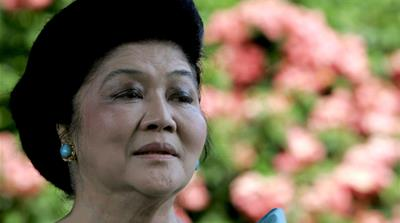 Imelda Marcos: The Iron Butterfly