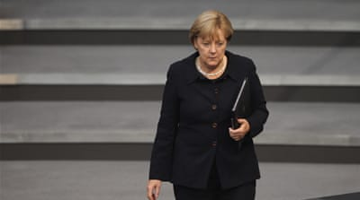 Merkel: Europe in one of its toughest hours