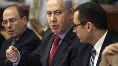 Israeli PM says Palestine UN bid 'will fail'