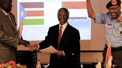Sudan and South Sudan sign border agreement