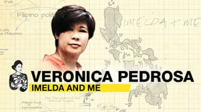 Veronica Pedrosa: Imelda and Me