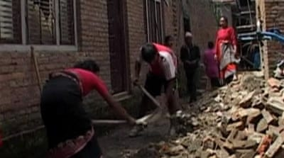 Strong earthquake hits India, Nepal and Tibet