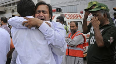 Police officers killed in Pakistan blast