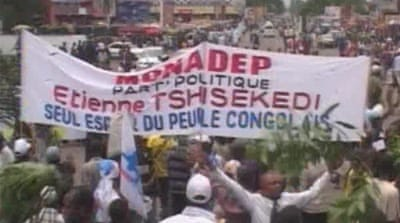 Clashes in DR Congo over 'voter fraud'