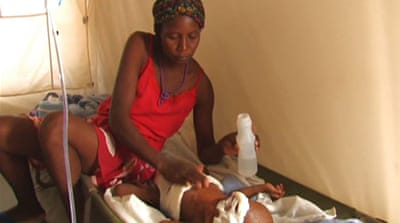 No end in sight to Haiti's cholera epidemic