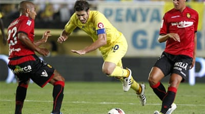 Villarreal notch up first win of the season