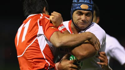 Tonga keep World Cup dreams alive
