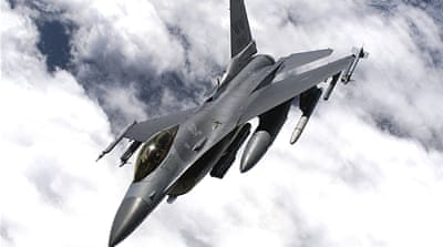 China condemns US upgrade of Taiwan F-16 jets