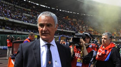 Ranieri takes over at Inter