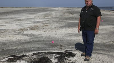 In Pictures: BP oil spill damage continues