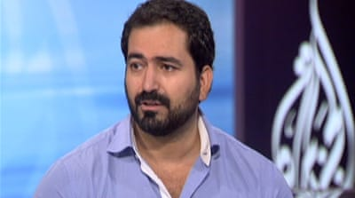 Al Jazeera's Nir Rosen on the Syrian uprising