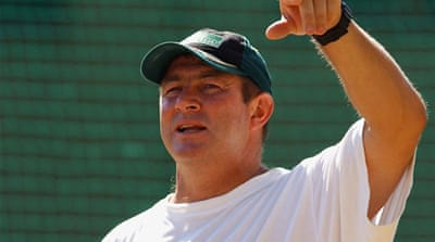Marsh appointed Sri Lanka coach