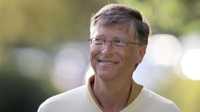 Bill Gates to support 'Robin Hood' tax