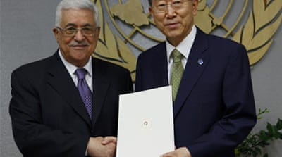 Palestinians give 'two weeks' for UNSC action
