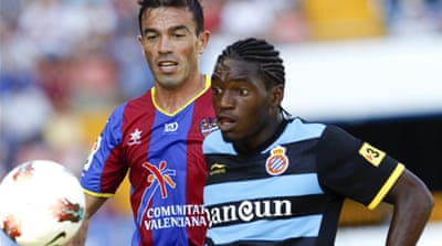 Levante notch up third straight win