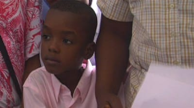 Child trafficking surges in Haiti