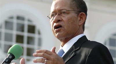 Jamaican prime minister to resign in November