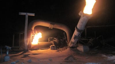 Egyptian gas pipeline to Israel attacked