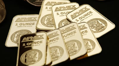 Gold starting to lose glitter following slump