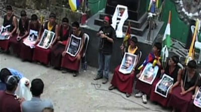 Self-immolation increasing among Tibet monks