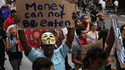 Behind the scenes of #OccupyWallStreet