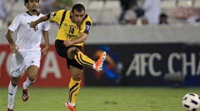 Sepahan out of Asian Champs League