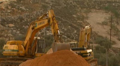 Criticism over new Israeli settlement bid