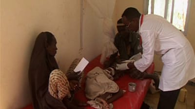 Somali refugees hit by dire medical crisis